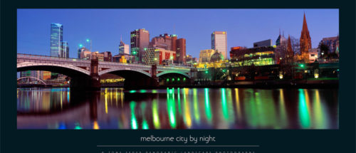 TonyFeder_MelbournePoster